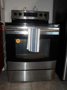 Samsung stove 2