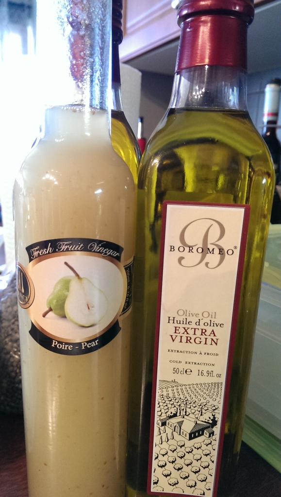 Pear wine vinegar